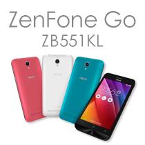 ZenFone Go(ZB551KL)スマホケース・カバーイメージ画像