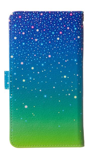 Xperia Z5の手帳型ケース、Fantasyスター【スマホケース】