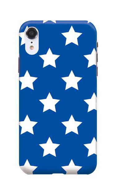 iPhoneXRのケース、Large スター【スマホケース】