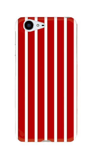 AQUOS ZETAのケース、Medium ストライプ【スマホケース】