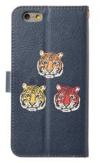 iPhone7対応の手帳型ケース、トラ・トラ・トラ