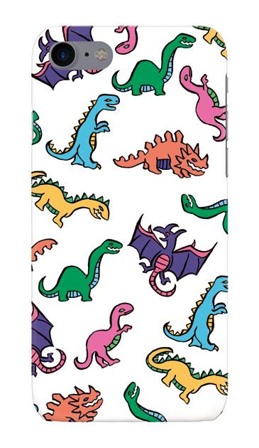 iPhone7のケース、POPザウルス・恐竜【スマホケース】