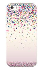 iPhone5対応のツヤ有りケース、Million Star