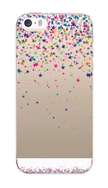 iPhoneSEのケース、Million Star