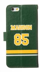 iPhone7対応の手帳型ケース、MADISON85