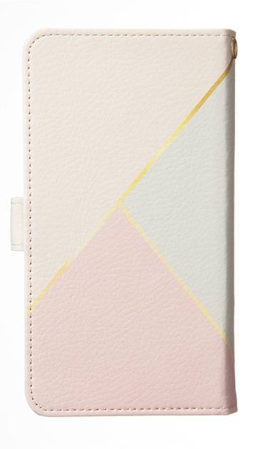 iPhone8の手帳型ケース、シャドウパレット【スマホケース】