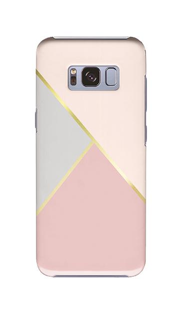 Galaxy S8のケース、シャドウパレット【スマホケース】