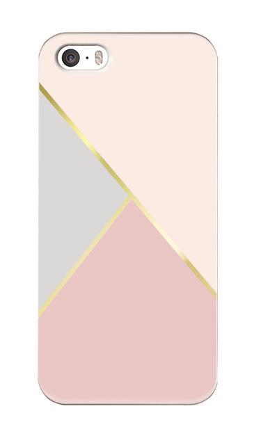 iPhoneSEのハードケース、シャドウパレット【スマホケース】