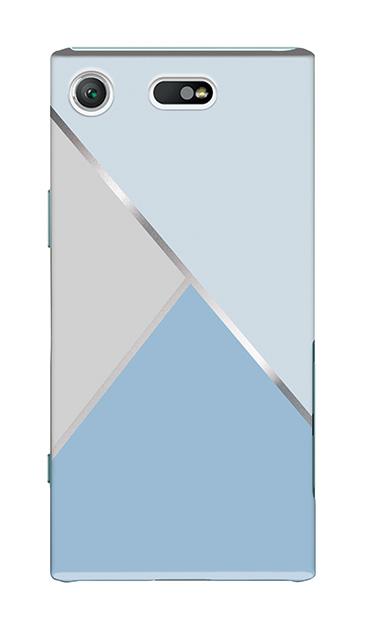 XperiaTM XZ1 Compactのケース、シャドウパレット【スマホケース】