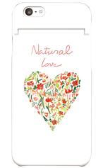 Natural Love Heart