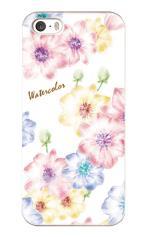 iPhone5対応のツヤ有りケース、Aroma Flower