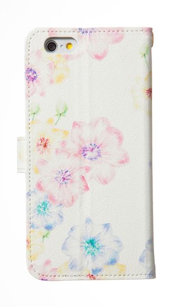 iPhoneSEのケース、Aromaフラワー【スマホケース】