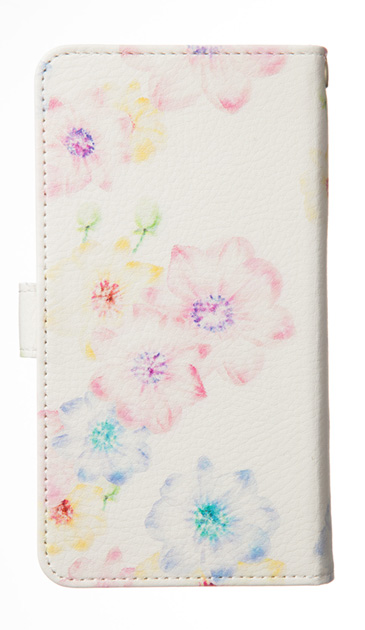 Xperia XZのケース、Aroma Flower