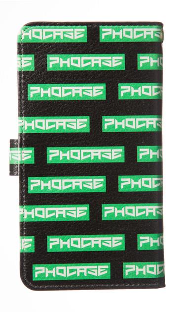 Xperia Z5の手帳型ケース、デジタルPhocase【スマホケース】