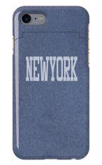 iPhone7対応のミラーつきケース、New York土産