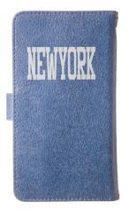Xperia AX(SO-01E)対応の手帳型ケース、New York土産