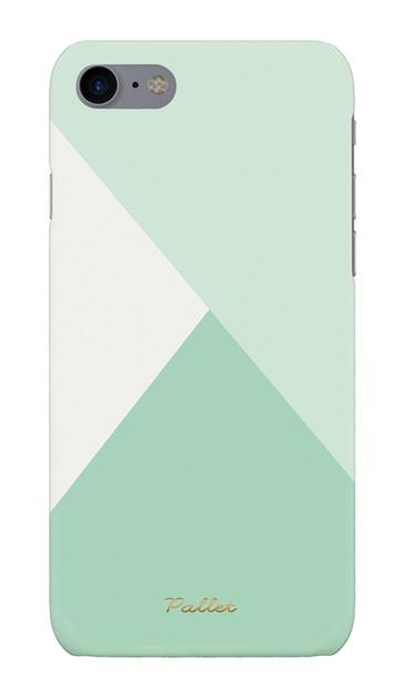 iPhone7のケース、新色・シャドウパレット【スマホケース】