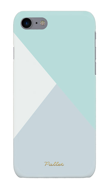 iPhone8のケース、新色・シャドウパレット【スマホケース】