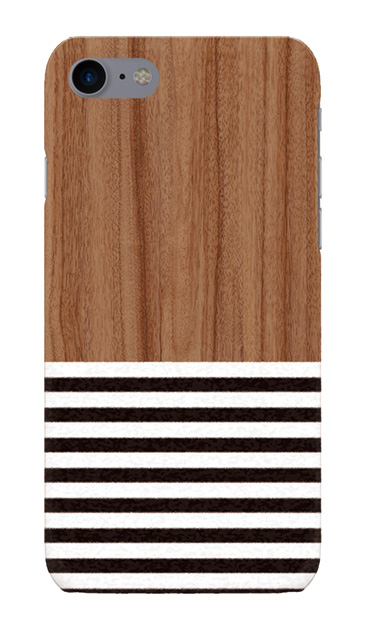 iPhone7のケース、Wood Blind