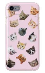iPhone7対応のミラーつきケース、Cat Meeting