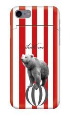 iPhone7対応のミラーつきケース、Shall we circus?