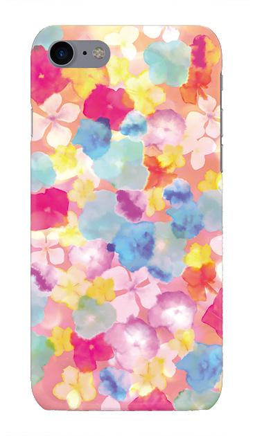 iPhone7のケース、Sweet Flowers