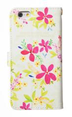 iPhone7対応の手帳型ケース、そよ風の香り