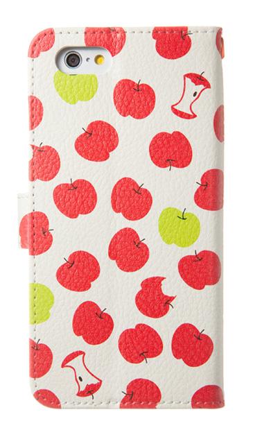 iPhone7のケース、食べかけアップル【スマホケース】