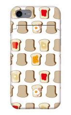 iPhone7対応のミラーつきケース、日曜日の朝食