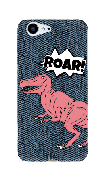 AQUOS ZETAのケース、ティラノサウルス