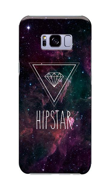 Galaxy S8+のケース、HIPSTER宇宙【スマホケース】