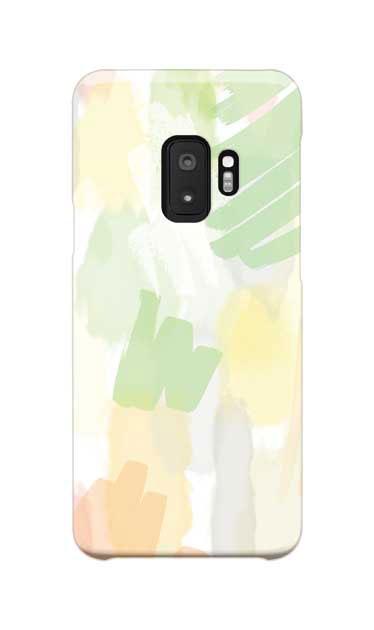 Galaxy S9のケース、ラフマジックパレット【スマホケース】