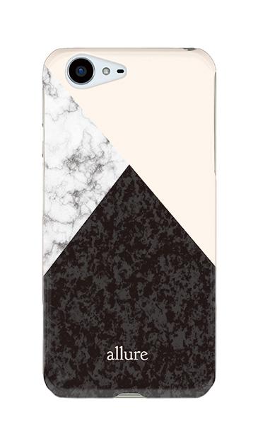 AQUOS ZETAのケース、marbleパレット