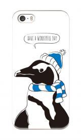 寒がりペンギン