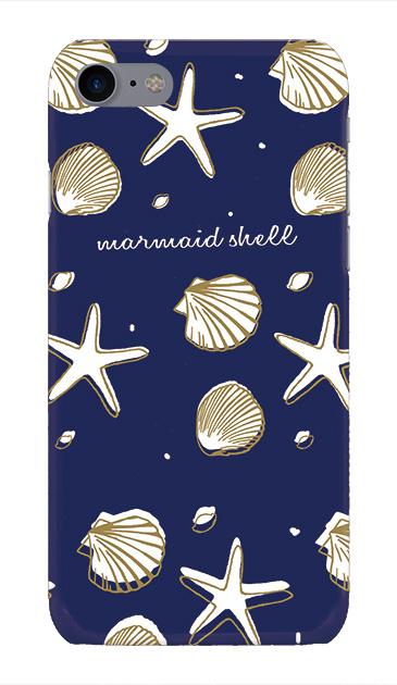 iPhone7のケース、Mermaid Shell