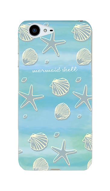 AQUOS ZETAのケース、Mermaid Shell