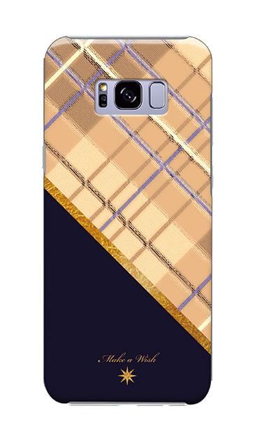 Galaxy S8+のケース、ツインスラッシュチェック【スマホケース】