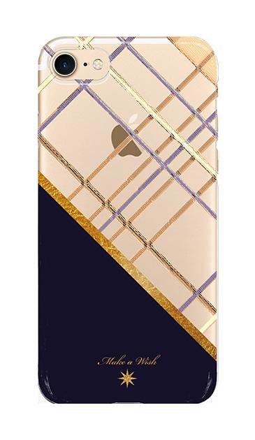 iPhone7のケース、ツインスラッシュチェック【スマホケース】