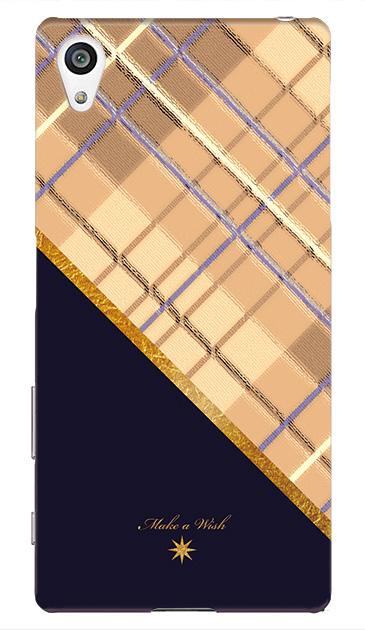 Xperia Z5のケース、ツインスラッシュチェック【スマホケース】