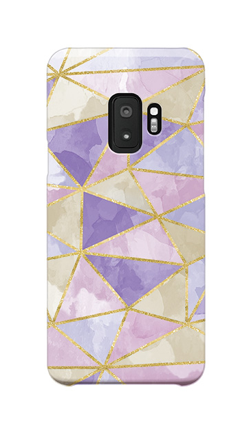 Galaxy S9のケース、ラメラインパレット