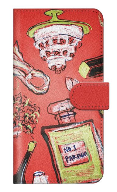 Xperia 1のケース、ガールズドリーム【スマホケース】