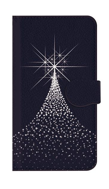 iPhone7のケース、スターツリー【スマホケース】