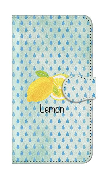 iPhone8のケース、lemon【スマホケース】