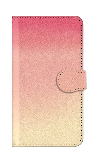 Galaxy Note8のケース、水彩グラデーション【スマホケース】