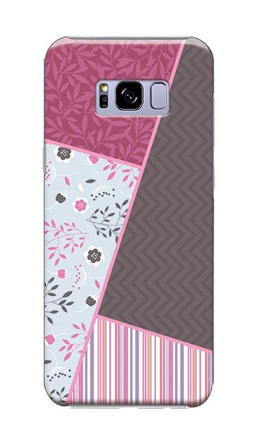 Galaxy S8+のケース、北欧パレット【スマホケース】