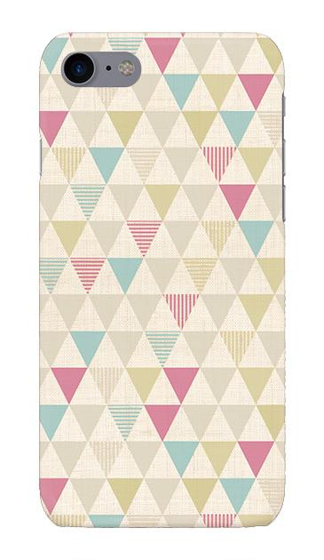 iPhone7のケース、三角パレット【スマホケース】