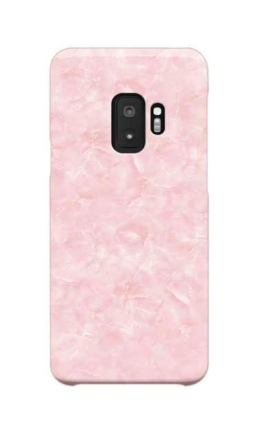 Galaxy S9のケース、新エレガント大理石【スマホケース】