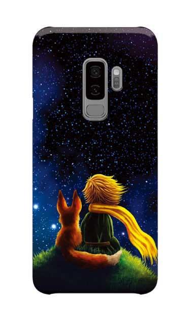 Galaxy S9+のケース、スターリーナイト【スマホケース】