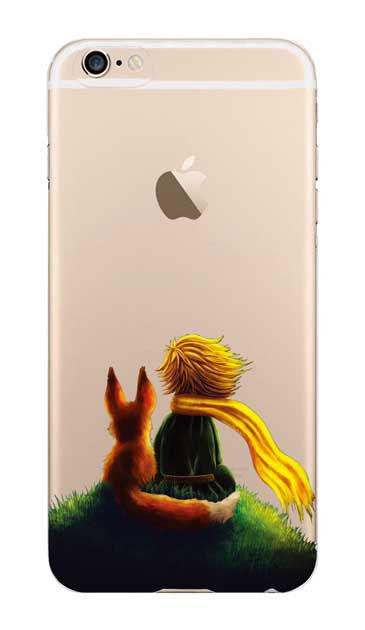 iPhone6sのクリア(透明)ケース、スターリーナイト【スマホケース】