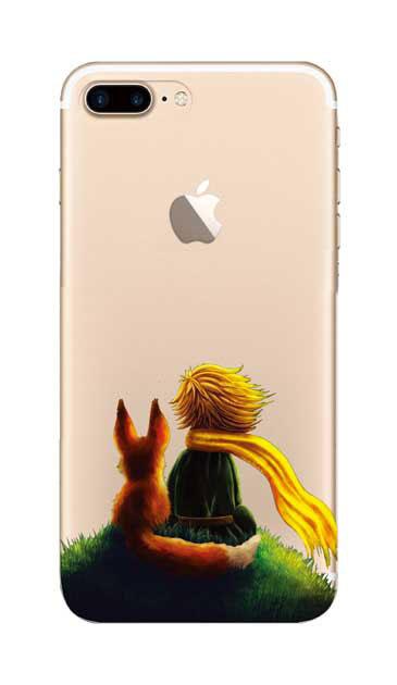 iPhone7 Plusのクリア(透明)ケース、スターリーナイト【スマホケース】